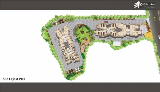 Arkade White Lotus Site Plan