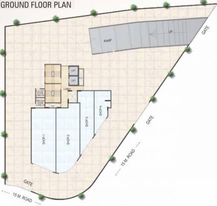 Tricity Skyline Cluster Plan