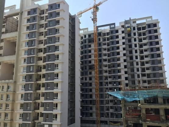Embassy Residency Construction Status