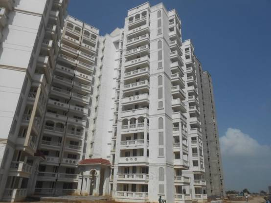 Ramprastha The View Construction Status
