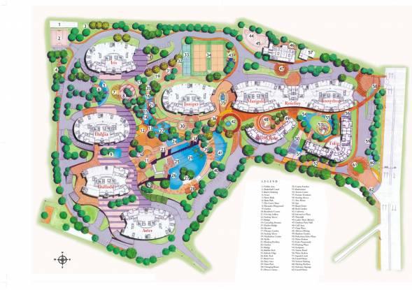 ETA The Gardens Master Plan