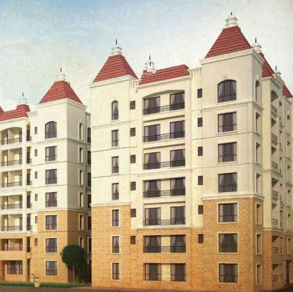 Jain Dream Palazzo Elevation