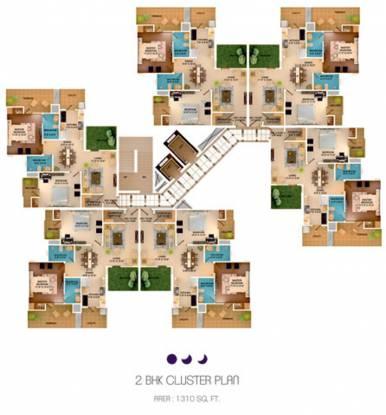 Sushma Crescent Cluster Plan