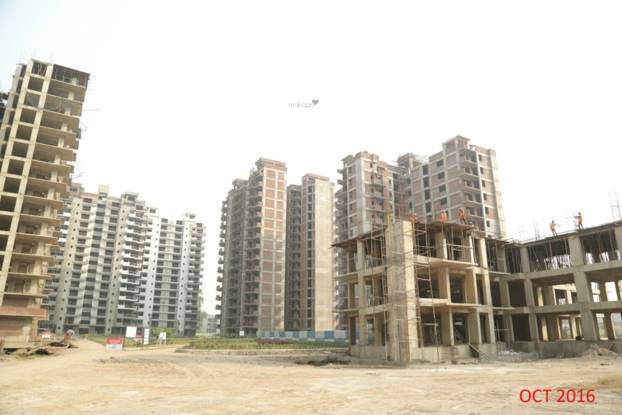 Sushma Chandigarh Grande Construction Status