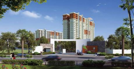 Prestige Ferns Residency Elevation