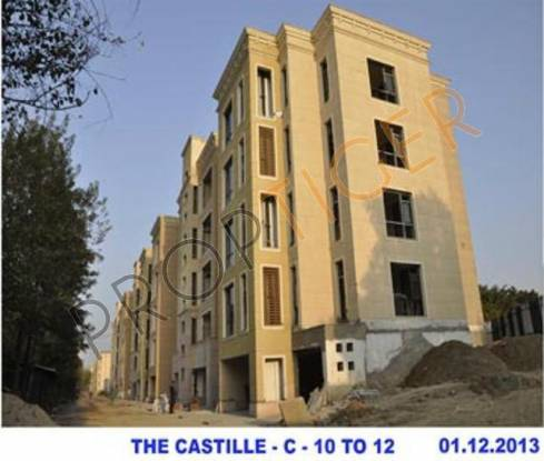 Jaypee The Castille II Construction Status