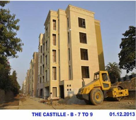 Jaypee The Castille Construction Status