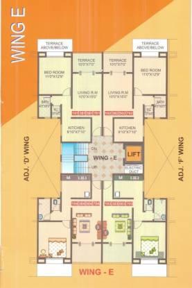 Vaishnavi Sahil Heights Cluster Plan