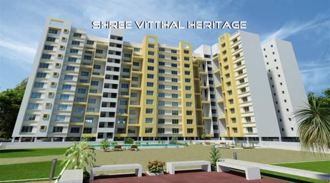 Sankalp Shree Vitthal Heritage Elevation