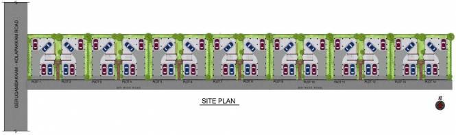 Rajmani Mathura Layout Plan