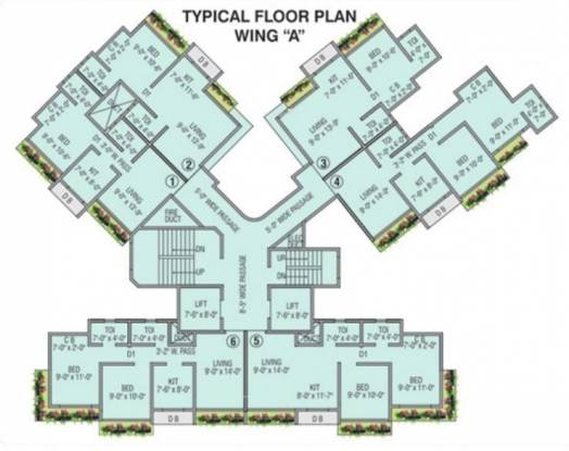 Goldstar Decent Homes Cluster Plan