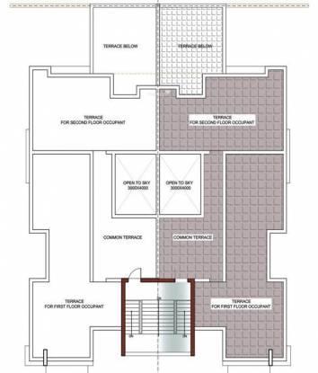 Ansal Palm Floors Cluster Plan
