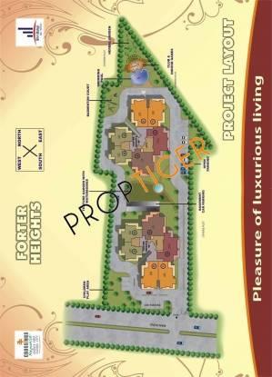 Shri Balaji Hitech Foster Heights Layout Plan