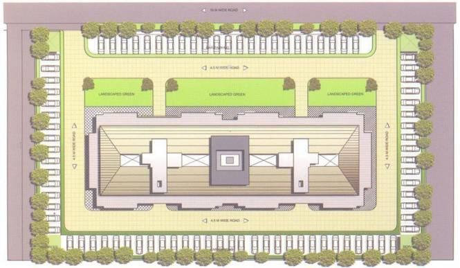 Samiah Melrose Avenue Layout Plan
