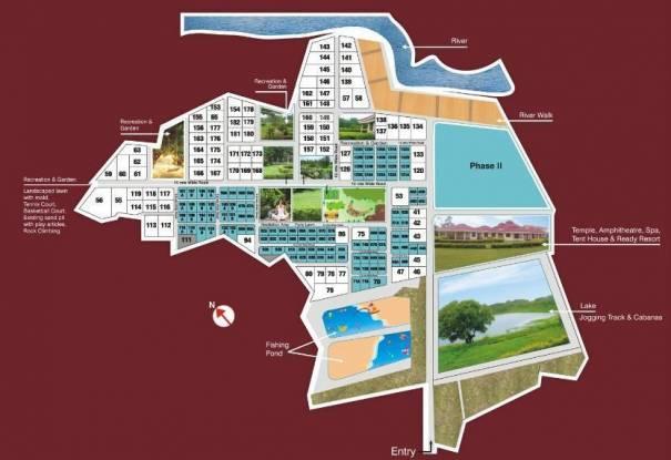 Disha Reso Villa Layout Plan