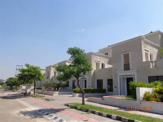 Emaar The Villas Construction Status