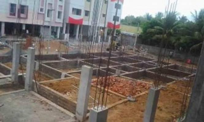 Rajeswari IBIS Fields Construction Status