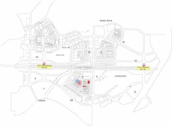 EV Solitaire Location Plan