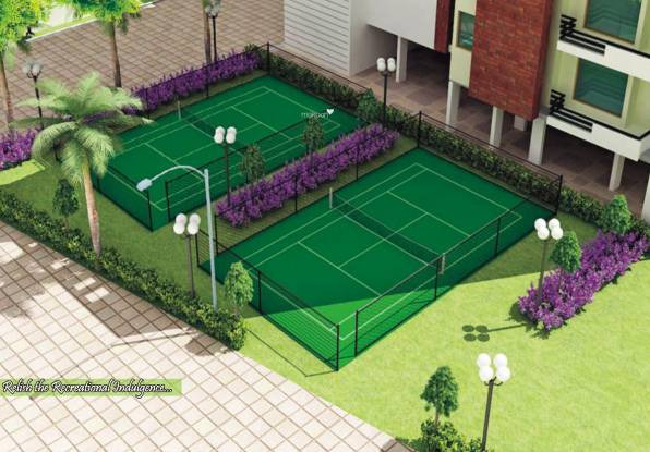 WWICS Imperial Heights Amenities