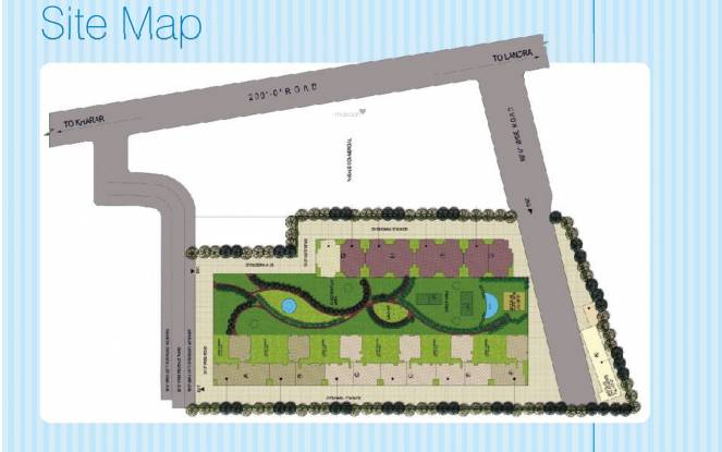 WWICS Imperial Heights Layout Plan