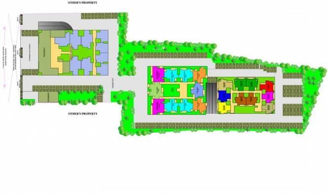 SG Impressions 58 Site Plan