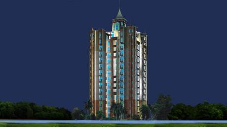 Purvanchal Heights Elevation