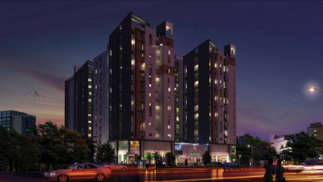 S and S Sarvam Apartments Elevation