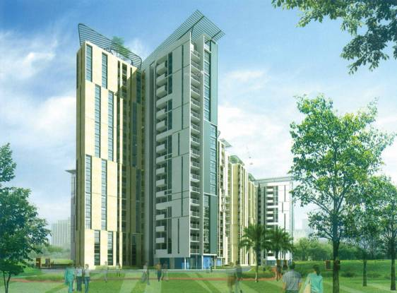 Unitech Heights Elevation