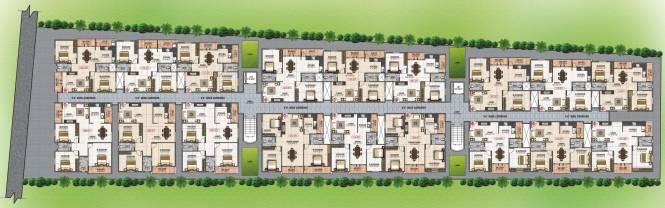 AR SLV Nivas Cluster Plan