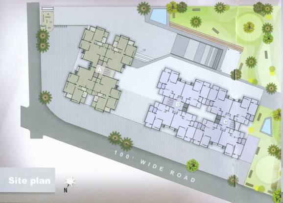 Devnandan Altezza Site Plan
