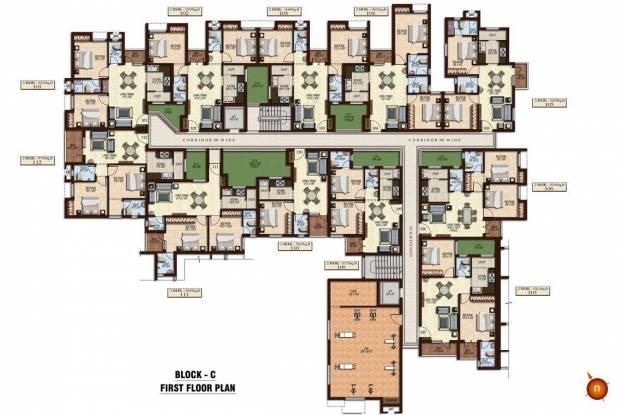 Mohan Swara Cluster Plan