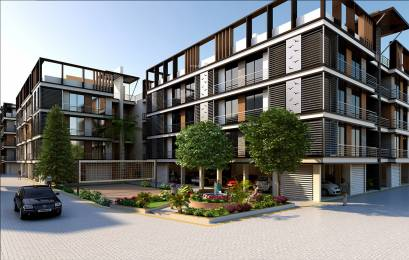 Shree Balaji Agora Residency Elevation