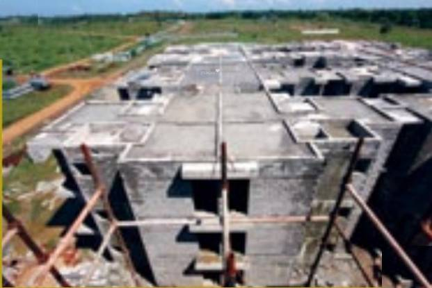Unitech Unihomes 2 Construction Status