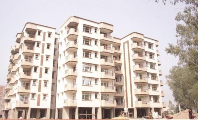 Bhakti Shiva Enclave Construction Status