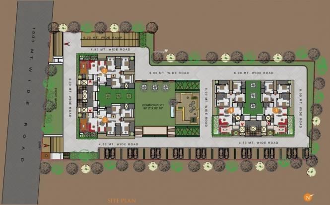 Bsafal Paarijat Site Plan