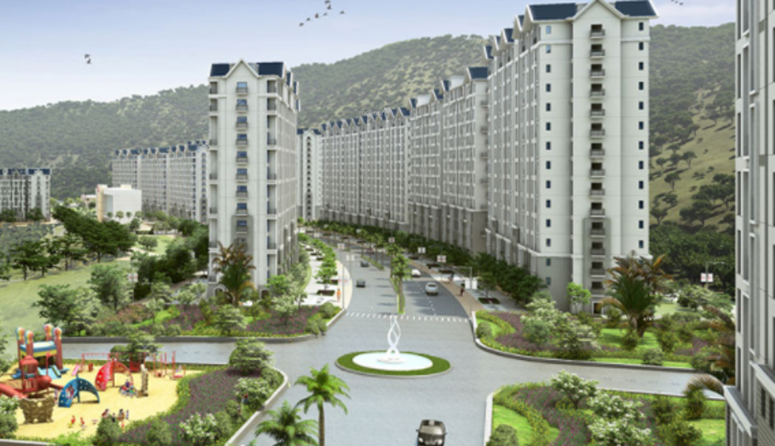 321 sq ft 1BHK 1BHK+1T (321 sq ft) Property By Proptiger In Xrbia, Hinjewadi
