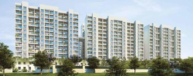 Godrej Horizon Elevation