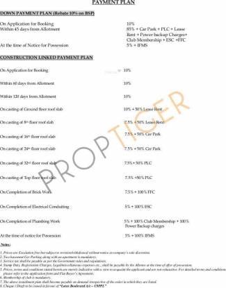 3C Lotus Peak Payment Plan