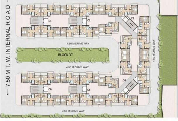 Arihant Anmol Cluster Plan