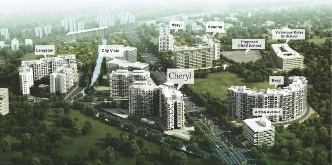 Kolte Patil Cheryl Master Plan