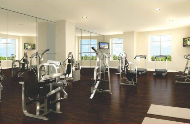 Geras Trinity Towers Amenities