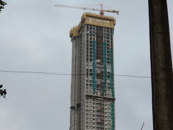 Lodha Venezia Construction Status