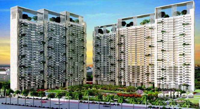 Prateek Edifice Elevation