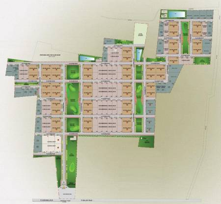 Sobha Lifestyle Legacy Layout Plan