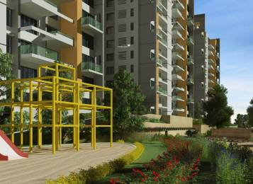Shapoorji Pallonji Residency Elevation