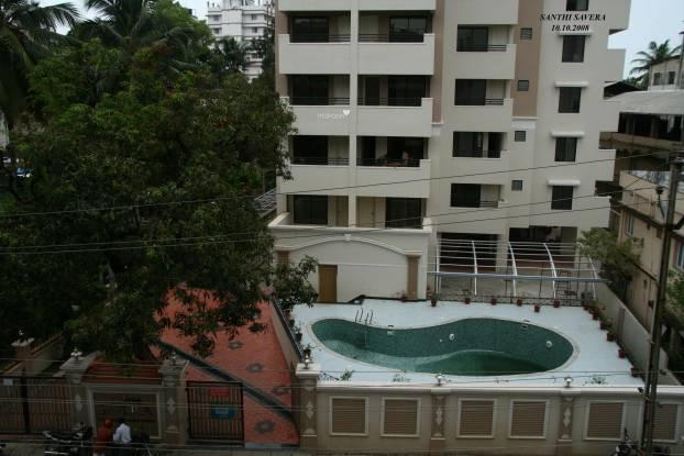 Santhi Savera Construction Status