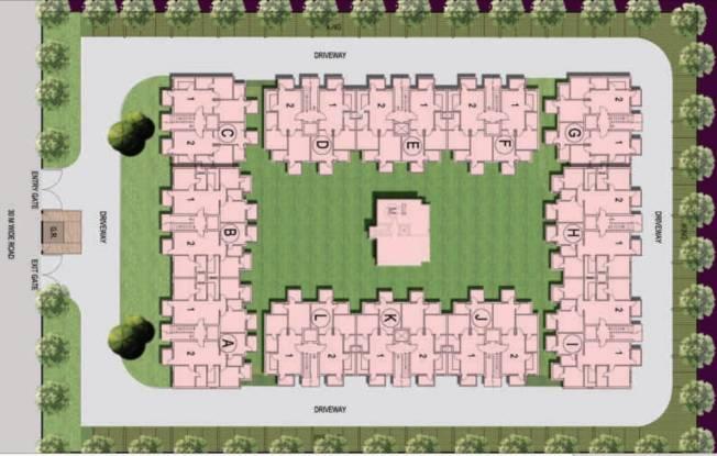 Genesis Gardenia Master Plan