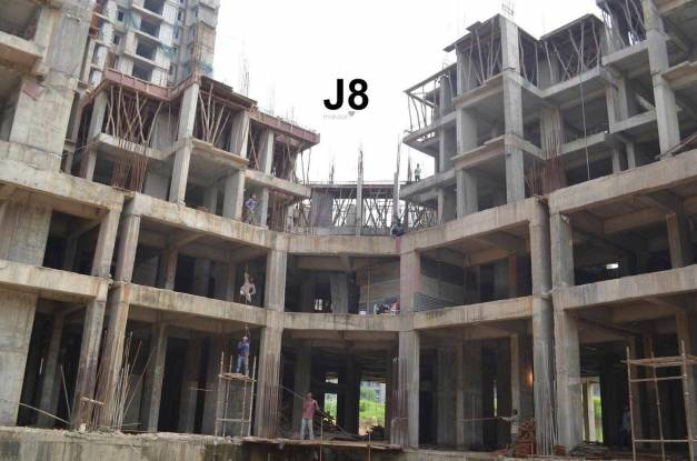 Amrapali Kingswood Construction Status