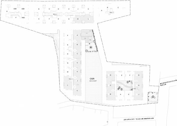 Jain Sukriti Site Plan