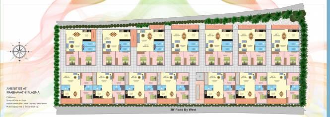 Prabhavathi Plasma Layout Plan